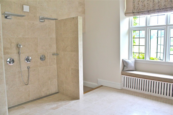 Walk In Shower No Door - Home Design Ideas