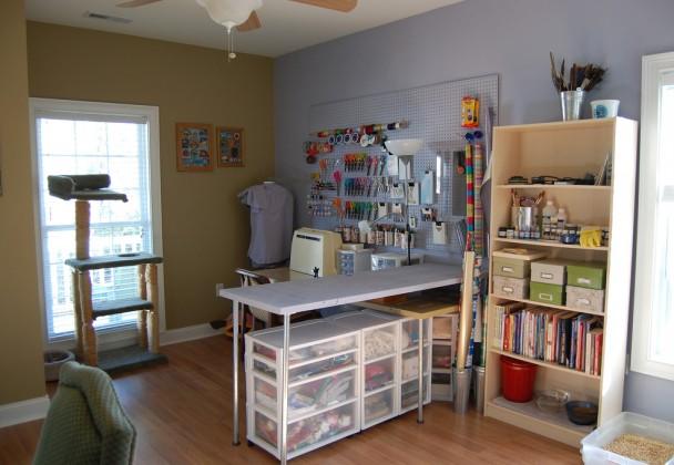 Home Office Craft Room Design Ideas Homesfeed