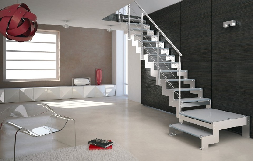 Modern Handrail Ideas for More Stylish Staircase | HomesFeed