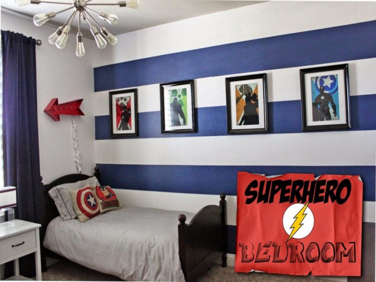 superhero bedroom ideas homesfeed
