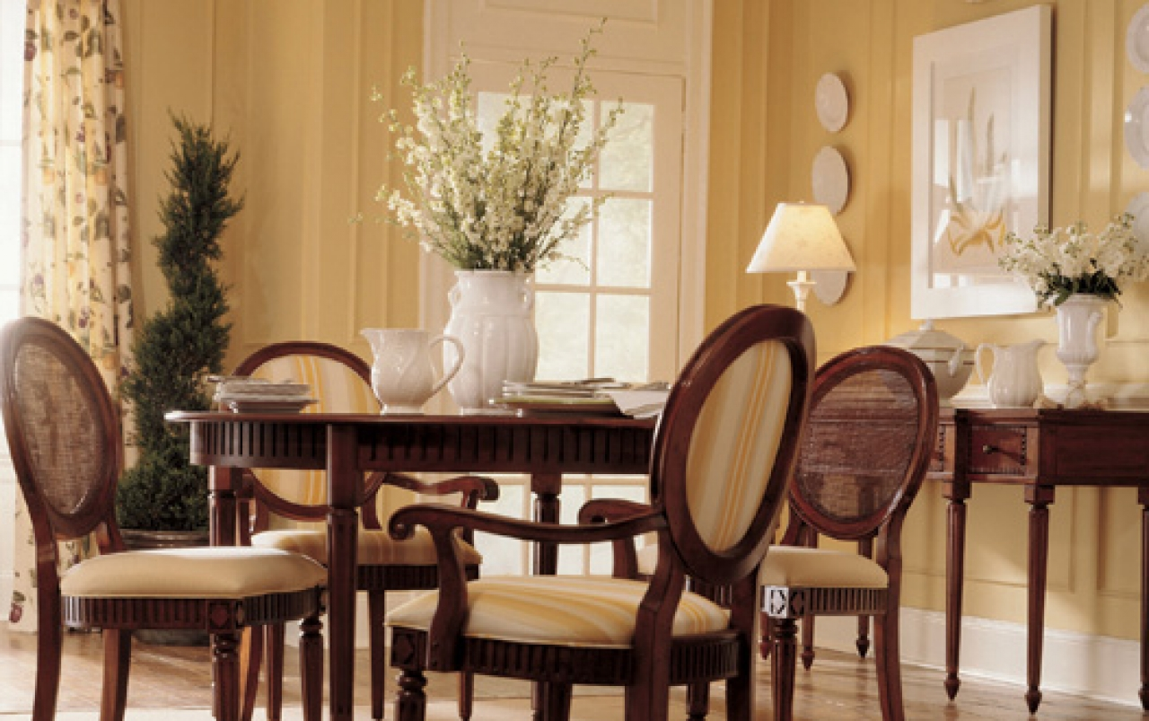 The Sample Of Modern Color Schemes For Dining Room Dining Furniture Set A  Console Table With