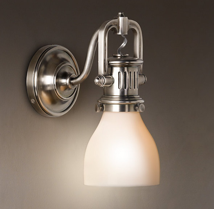 wall sconce lighting with metal stand ideas e