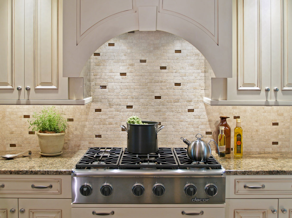 Country kitchen backsplash ideas homesfeed for Backsplash designs for small kitchen