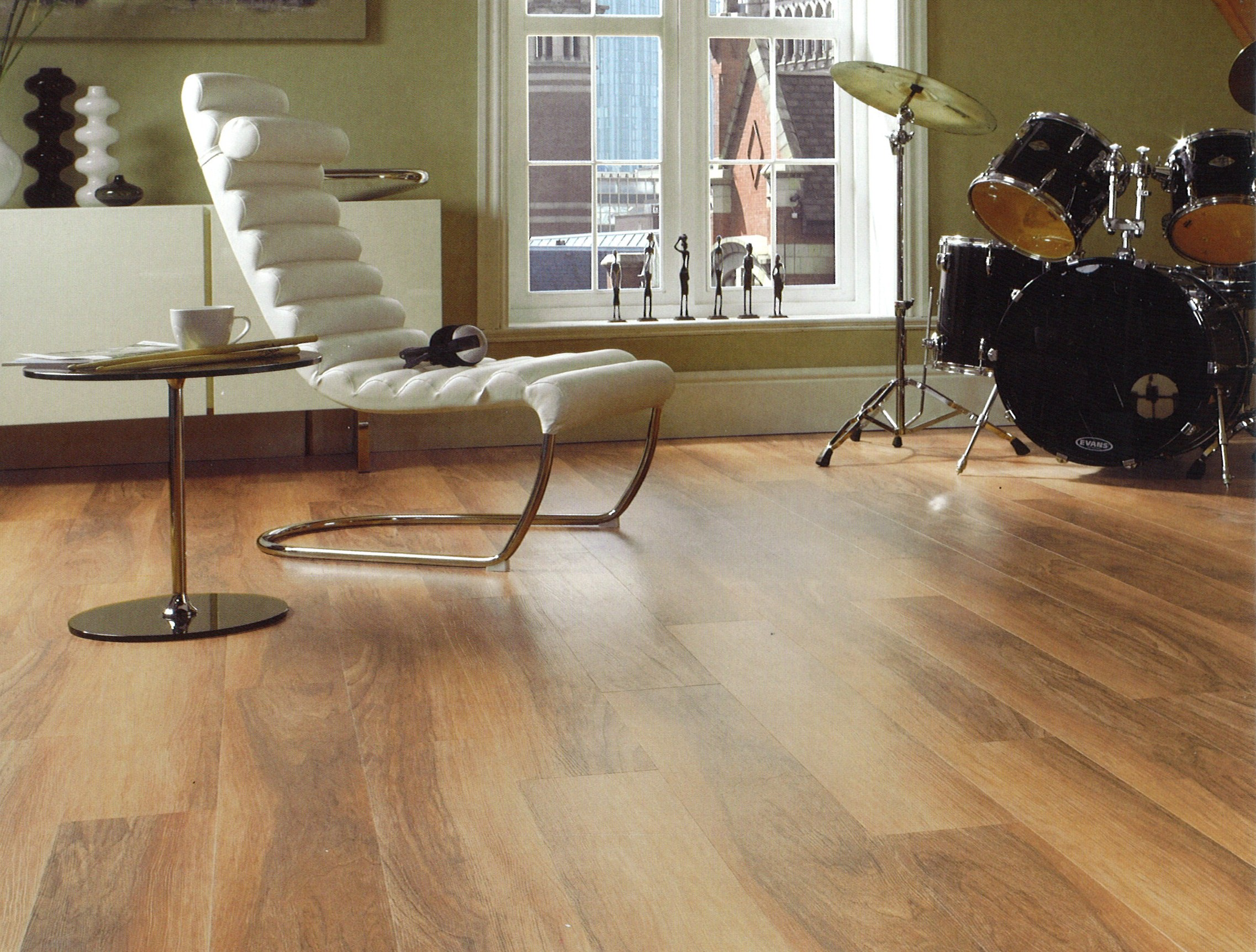 Groom Your Home Interior with Allure Vinyl Plank Floor for ...