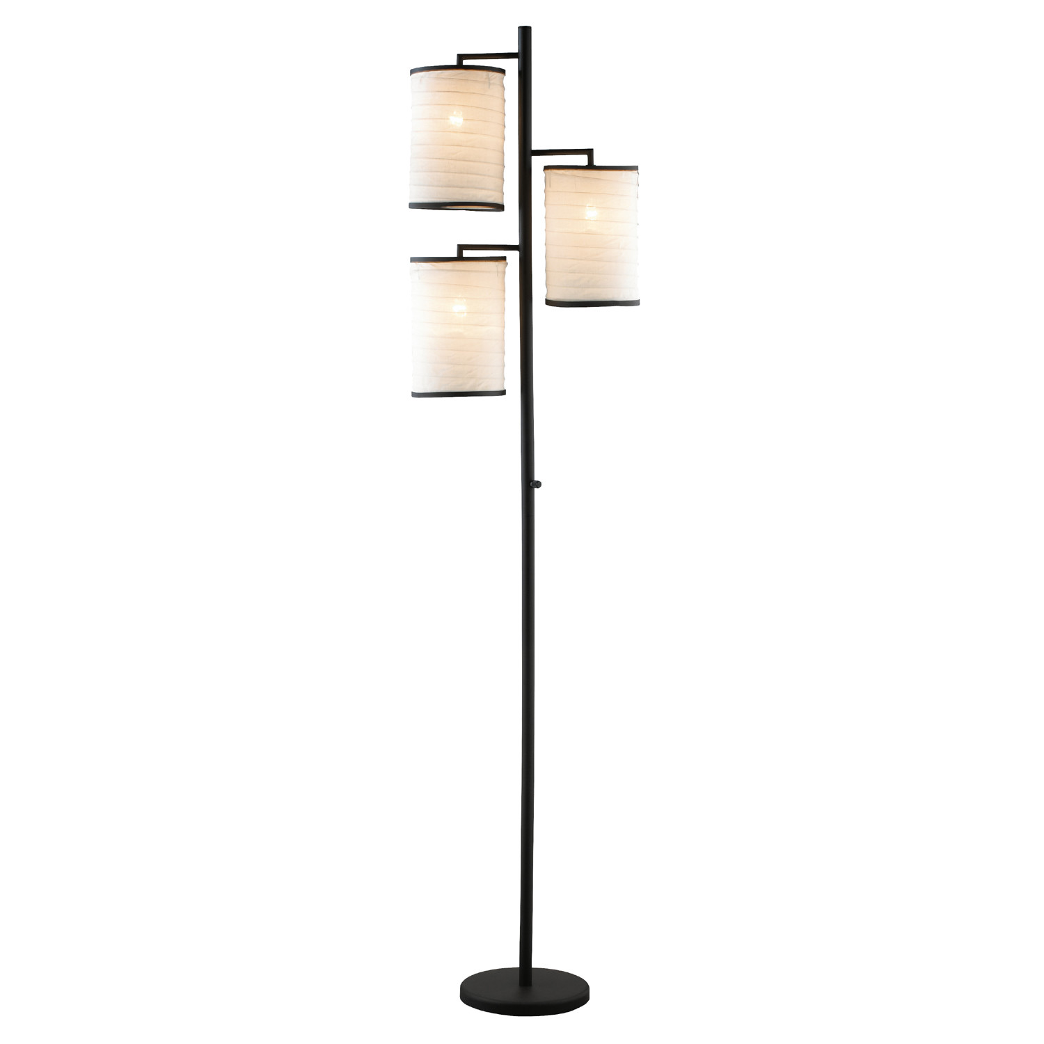 Mesmerize Your Interior with Stunning Multi Bulbs Floor Lamp