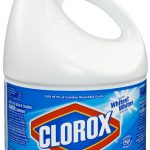 best non chlorine bleach idea in the name of clorox with blue theme and white basic color of big bottle with blue knob