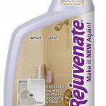 best soap scum remover bathroom cleaner rejuvenate with streak and fragrance free plus non toxic excellent for all surface including stone