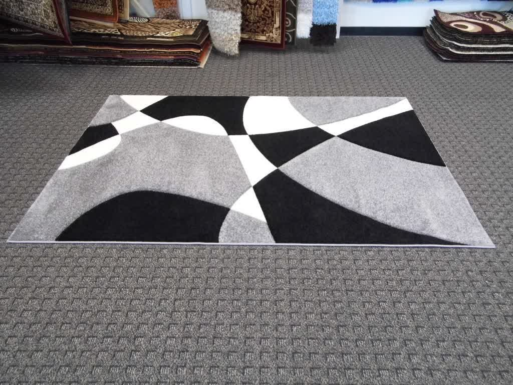 Black Area Rugs black and gray area rugs to enhance the beauty of your home floor