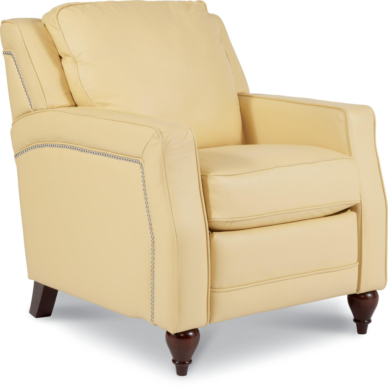 Recliners that look like chairs - Comfy Recliners Chairs That Don T Look Like Recliners Wih Wooden Leg For Home Furniture