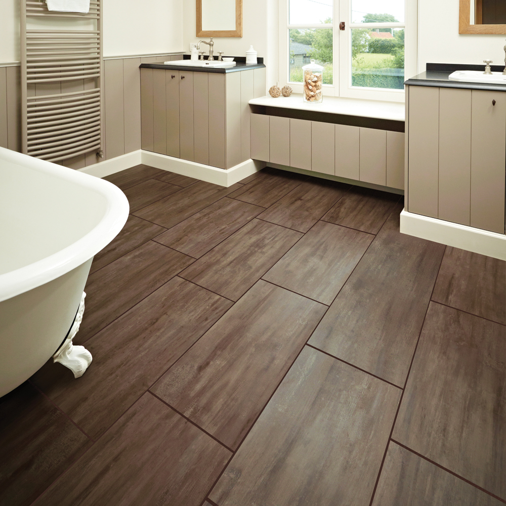 ork Floor In Bathroom: co Friendly and Durable Bathroom Flooring ... - ^