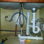dishwasher with garbage disposal and dishwasher installation with garbage disposal with double sinks