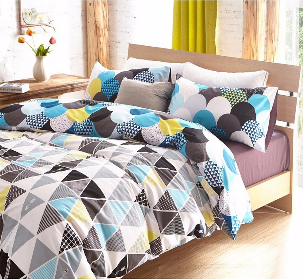 Duvet cover for teen that will bring cheerful nuance in for Best beds for teenager