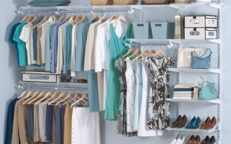 easy closet organization ideas rubbermaid for modern and simple closet organization ideas with smart shoes rack and bag organization