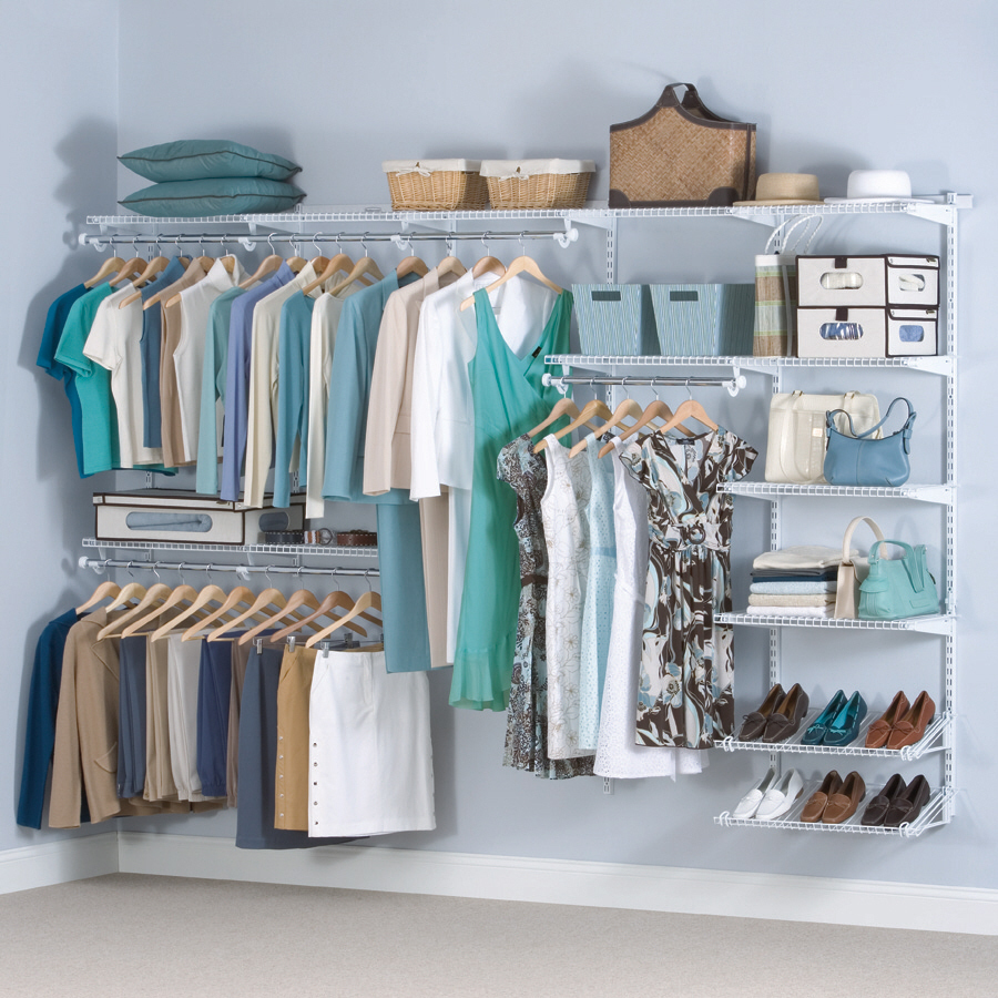 Delightful Simple Closet Organization Ideas Part - 9: Easy Closet Organization Ideas Rubbermaid For Modern And Simple Closet  Organization Ideas With Smart Shoes Rack