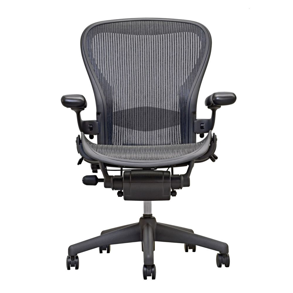 Herman Miller Aeron Chairs Exclusive And Extremely Comfortable