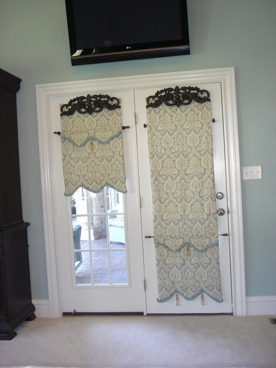 Front Door Window Coverings Adorning And Adding The Extra