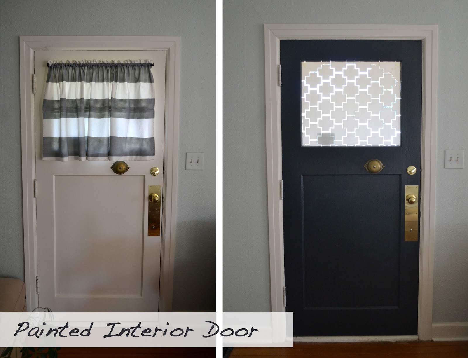 Front Door Window Coverings Adorning And Adding The Extra Privacy Of Your Home Homesfeed