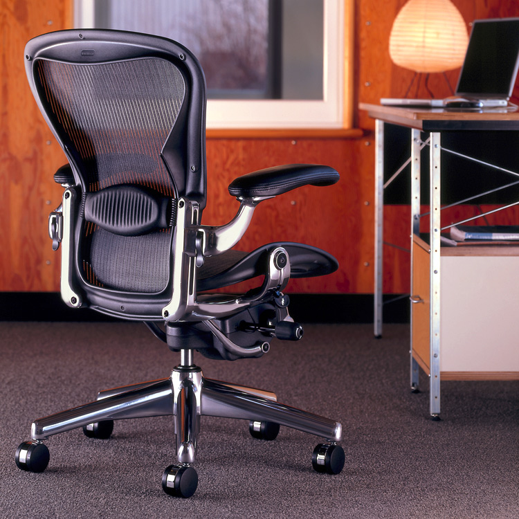 Herman miller aeron chairs exclusive and extremely comfortable chairs that fit well for your - Why you need an ergonomic chair for your home office ...