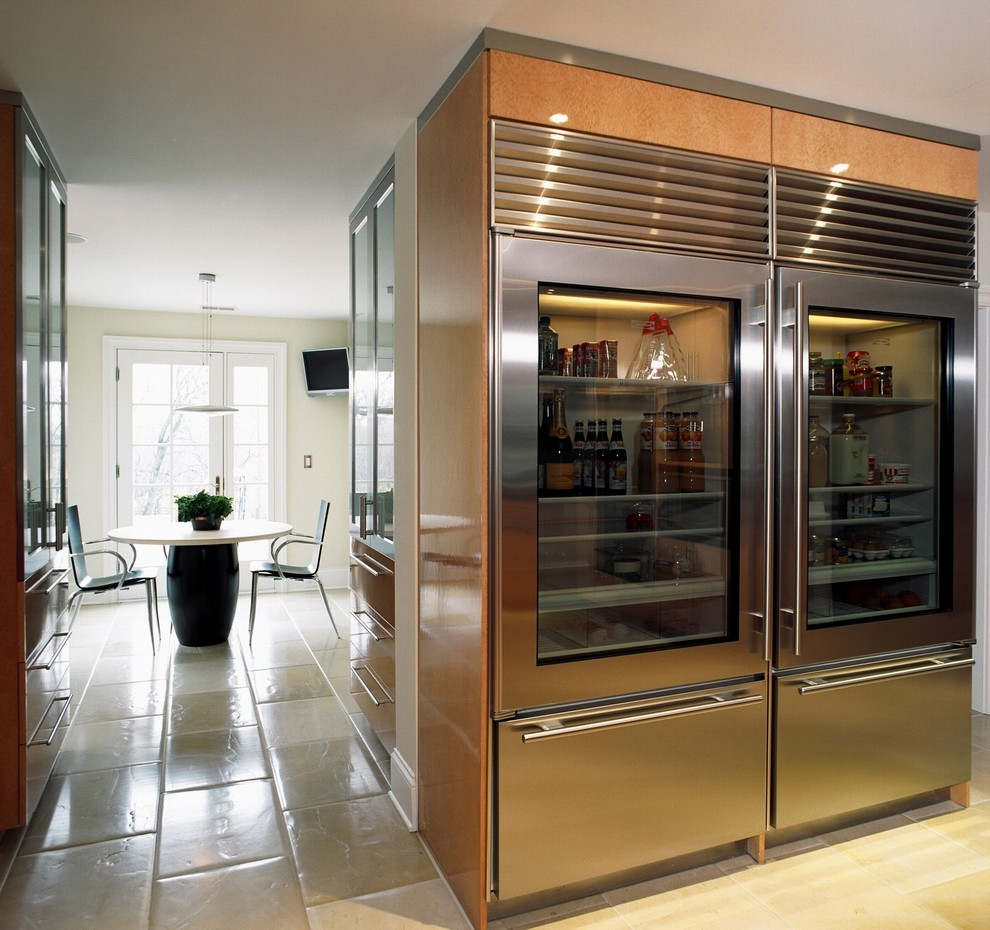 Glass Door Refrigerators Residential : Have a glass front refrigerator residential in your home