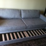 ikea assembly service nyc for living room in bedroom with grey sofa and sliding underneath plus rug