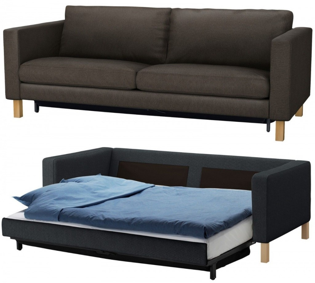Insert Your Interior With Sophisticated Design Of Sofa That Turn Into Bed Homesfeed