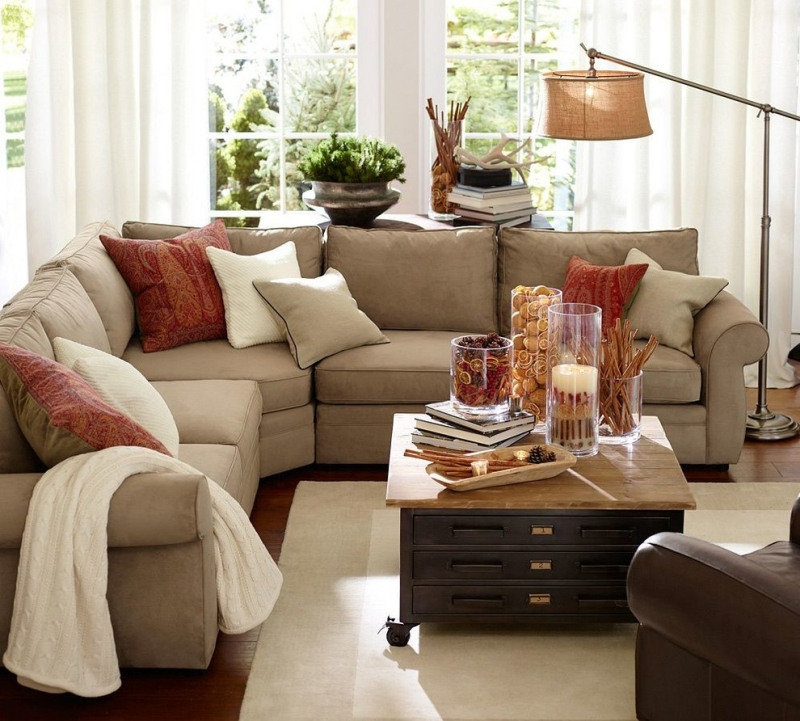 Pottery Barn Sofa Which Will Make Your Living Room Extremely - Pottery barn couch table