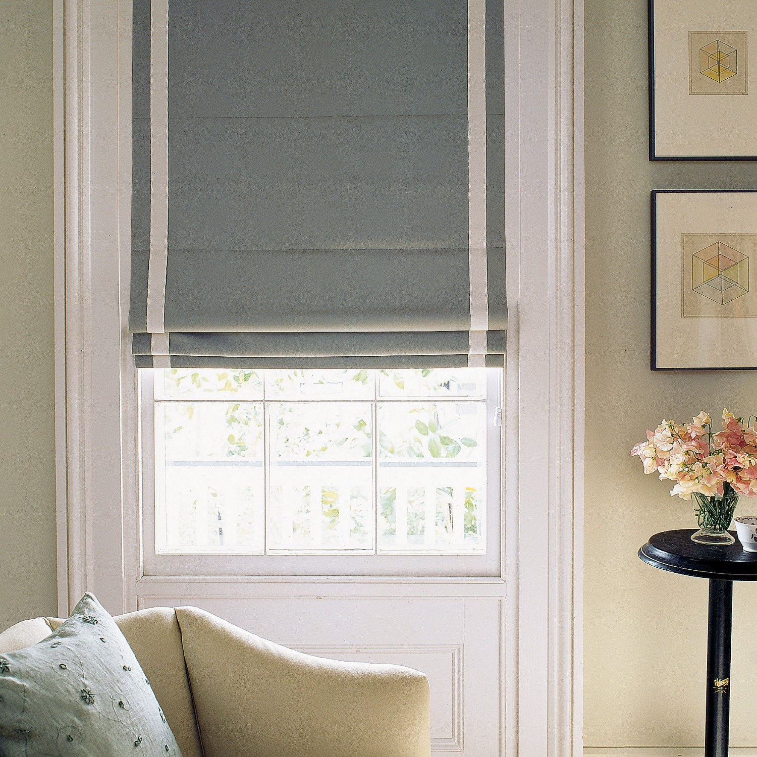 Dazzling martha stewart window treatments that will adorn for Shades and window treatments
