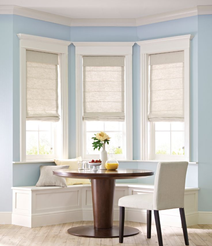 Kitchen Corner Window Treatment Ideas