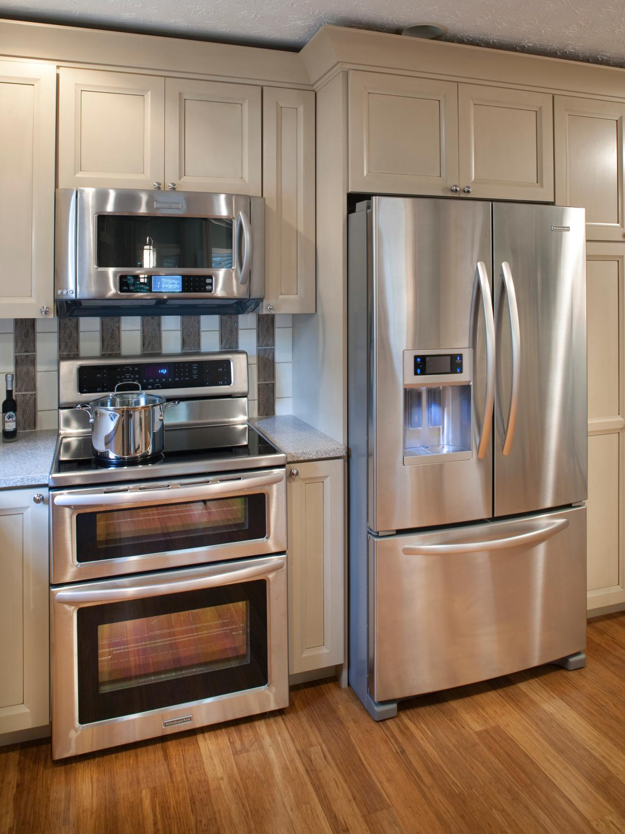 Complete Your Kitchen With Double Wide Refrigerator For Optimal Need Homesfeed