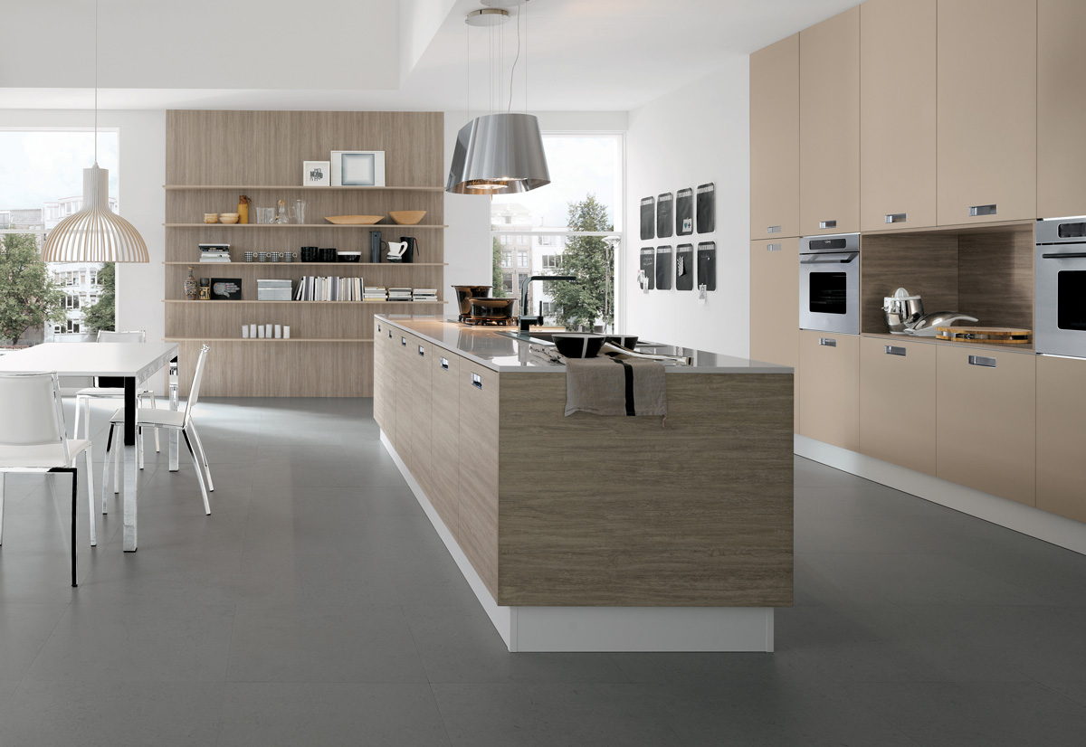 Ultra modern kitchen styles homesfeed for Modern kitchen furniture design