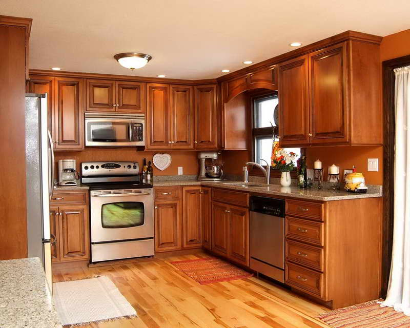 Most popular hardwood floor colors that make your floor for Most popular kitchen appliance color