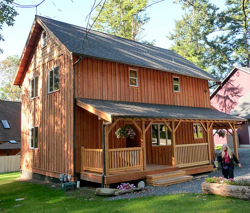 Small Pier And Beam House Plans