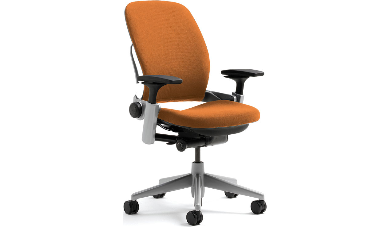 get steelcase chair in your home office and feel the comfort homesfeed