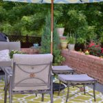 outdoor rugs for decks and patio with world market outdoor rugs with comfy chair and footstool plus umbrella