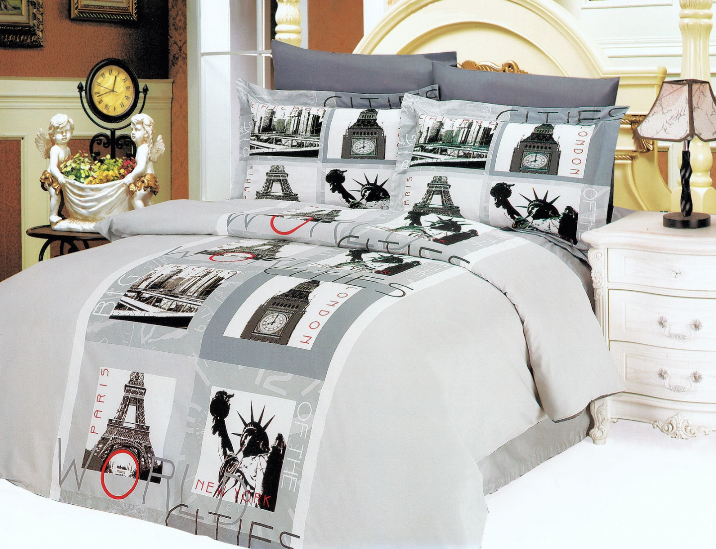Duvet cover for teen that will bring cheerful nuance in bedroom homesfeed - Bedspreads for teenagers ...