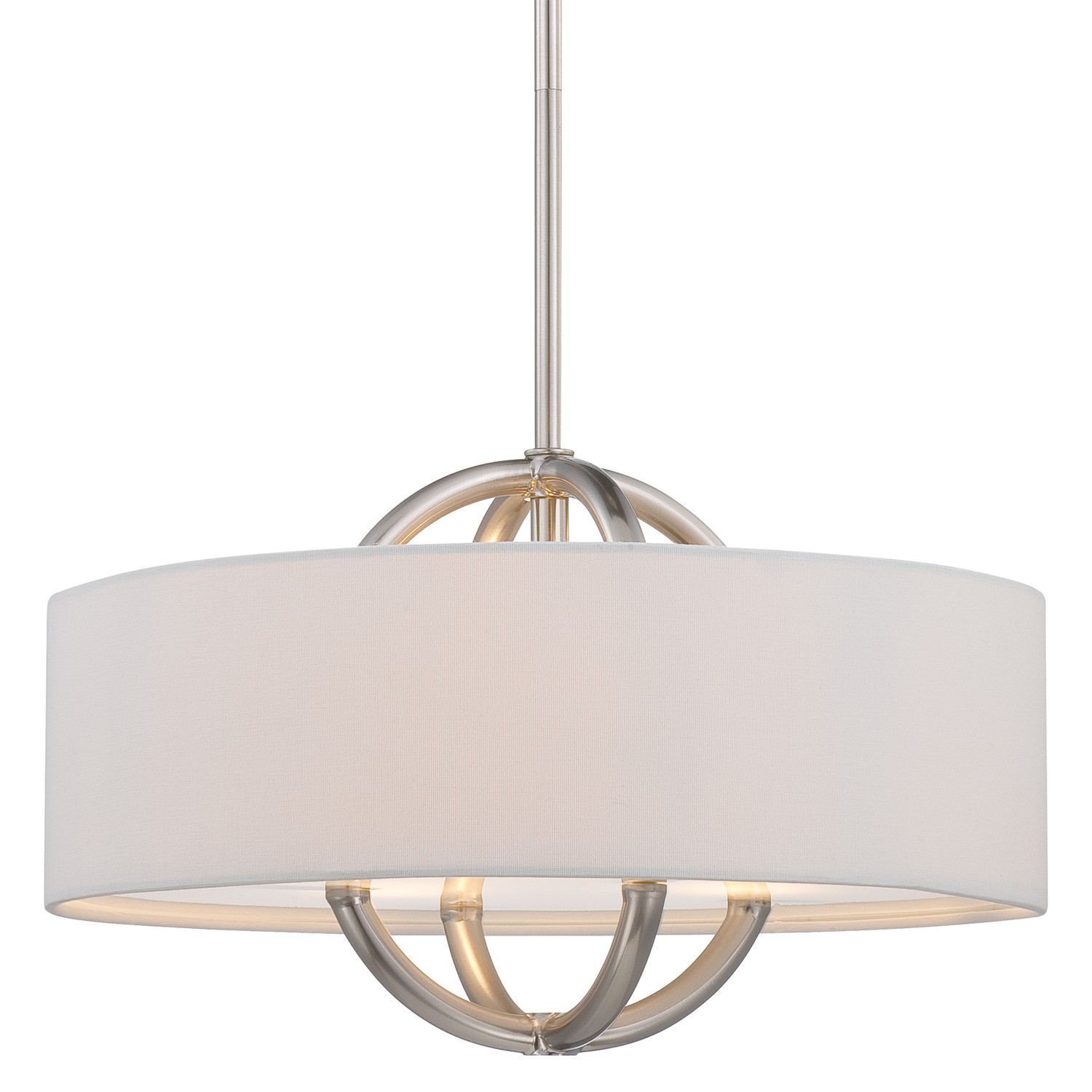 Open the fabulous of george kovacs lighting catalog to upgrade sophisticated white shaded lamp idea with golden globe decoration and long pole arubaitofo Images
