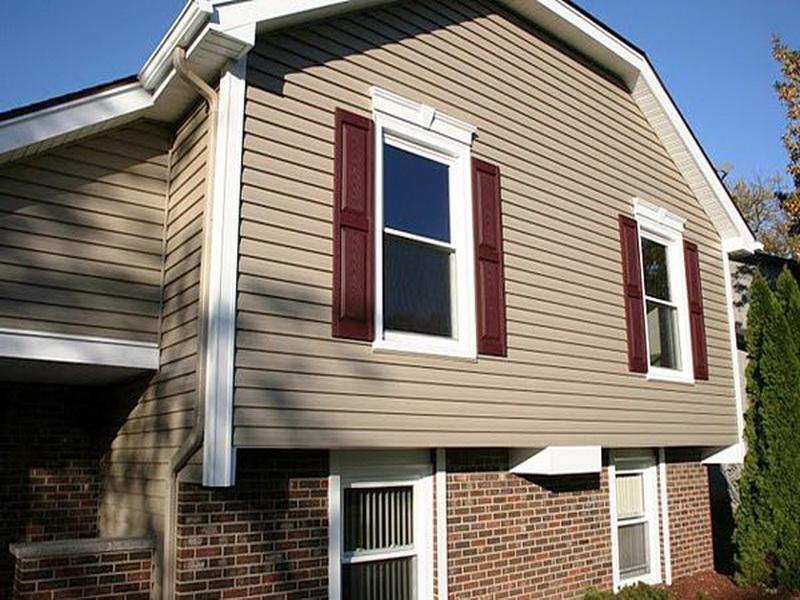 Find the most popular exterior house color for exciting for Popular vinyl siding colors