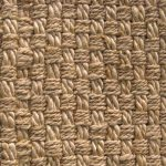 stylish cream jute rug idea with cane texture for fashionable outlook