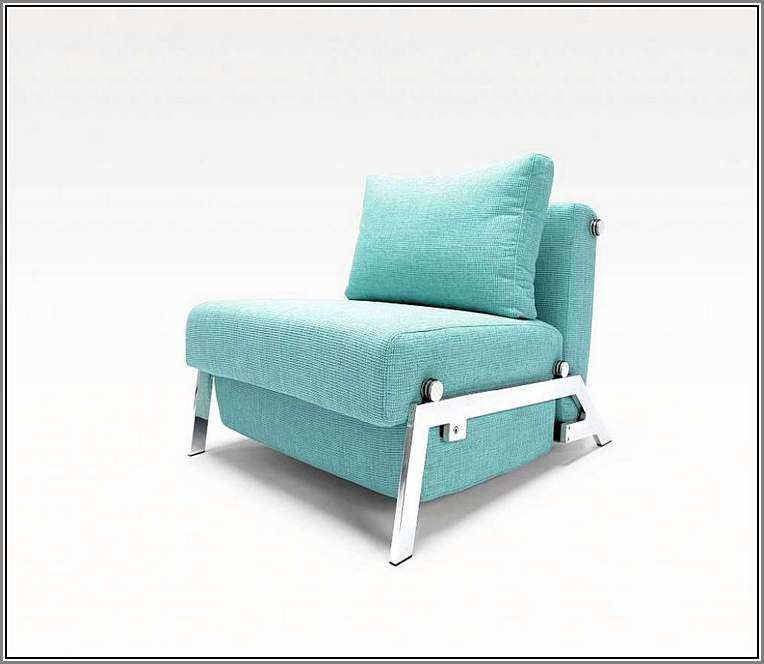 Chairs That Turn Into Beds Part - 27: Sweet Light Blue Sofa That Turn Into Bed Idea With Bold Design And Metal  Frame With