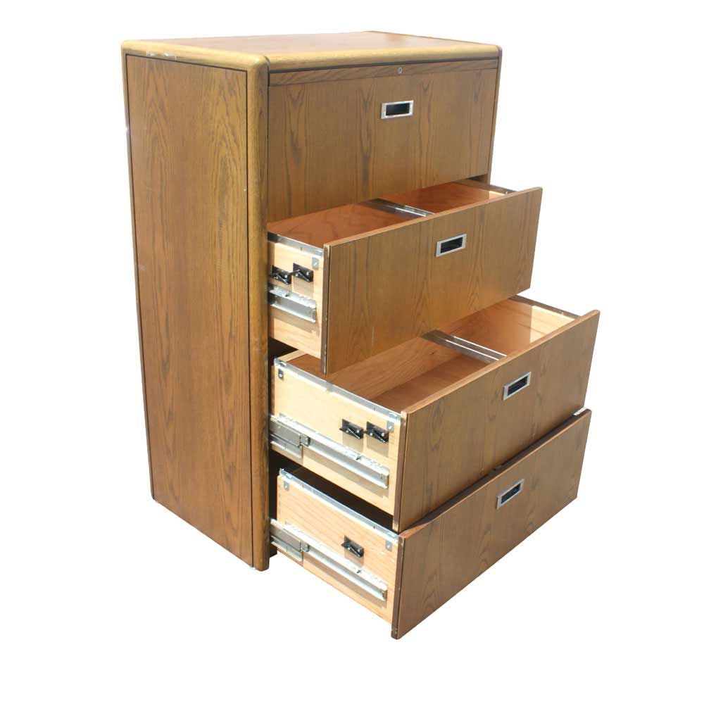 update your office with fashionable wooden file cabinet ikea homesfeed. Black Bedroom Furniture Sets. Home Design Ideas