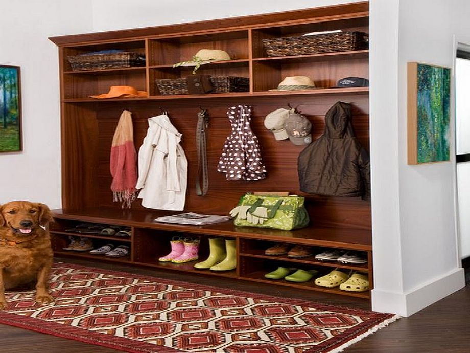 Sturdy Mudroom Storage Units That Will Make Your Entryways