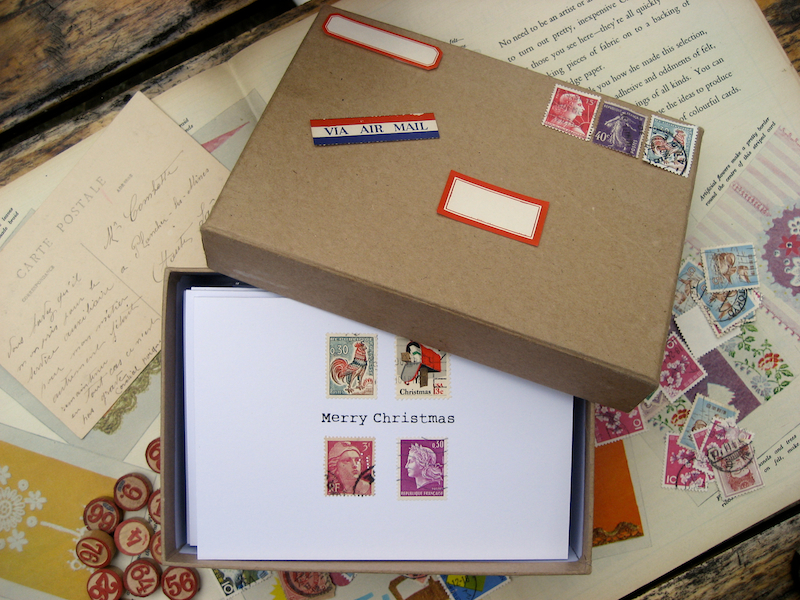 Unique Boxed Christmas Cards.Let S Express Your Feeling And Share The Christmas Happiness