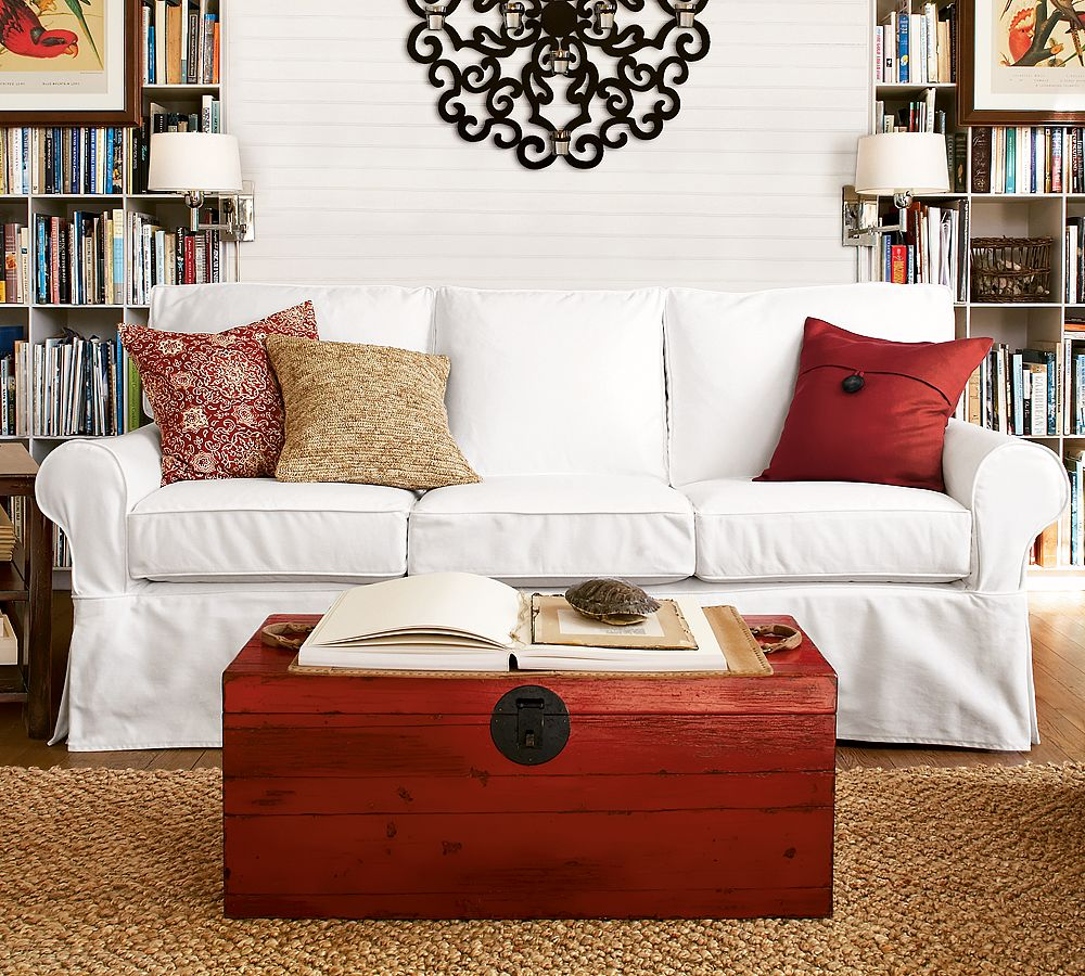 Pottery Barn Sofa Which Will Make Your Living Room Extremely ...