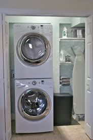 Having Small Laundry Room Without Worry With Smallest