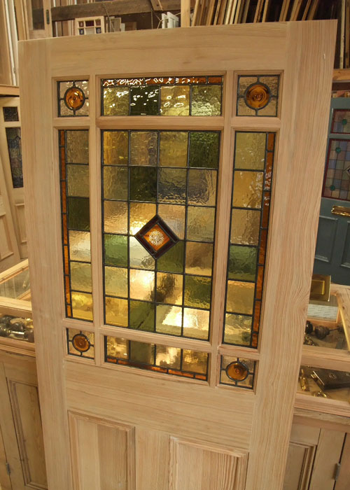 Unique Inspiration Stained Glass Interior Doors – HomesFeed
