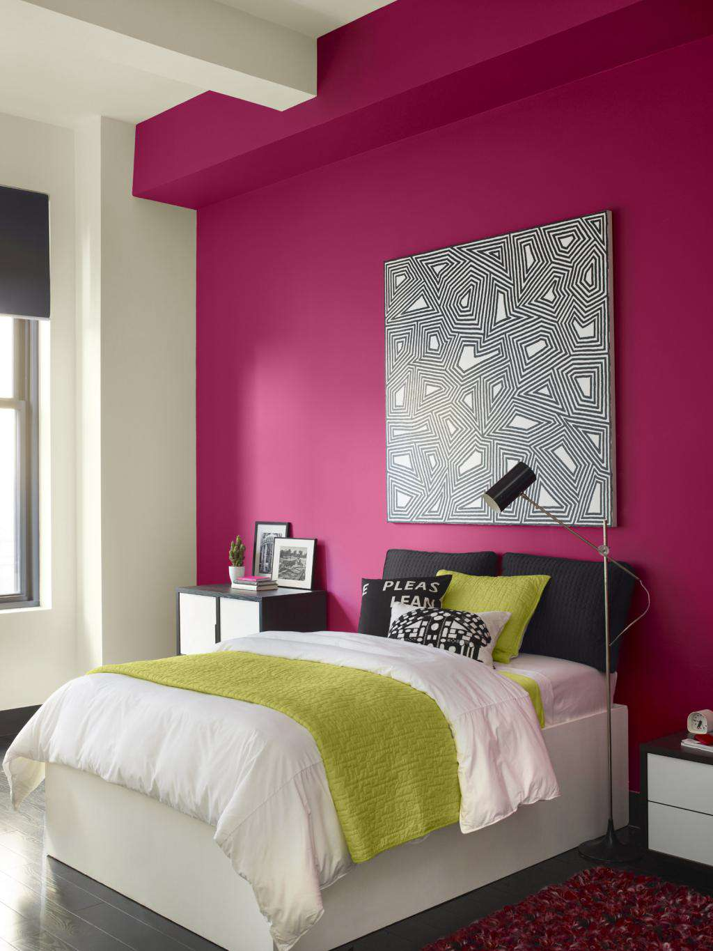 Pink Bedroom Color Schemes Architectural Design
