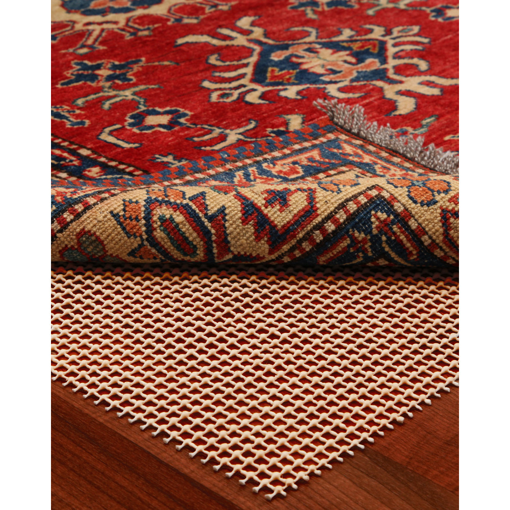 Best Rug Pad For Hardwood Floors Polyurethane Rug Pads Abstract Motive Red  Blue Rug