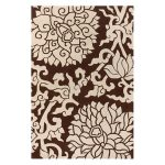 Classic and floral patterned area rug for home by Thomas Paul
