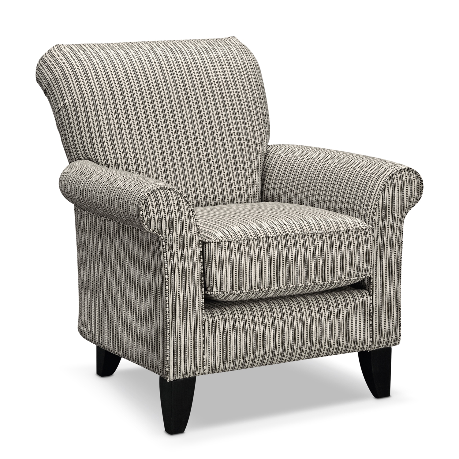 criterion of comfortable chairs for living room homesfeed furniture natural stripe design upholstered accent chairs