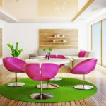 Interior Design for Dummies unity in interior design purple and green goes well with natural brown wooden accents